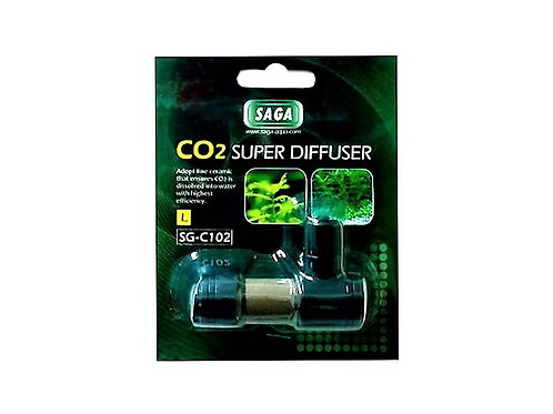 Saga CO2 Super Diffuser