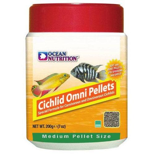 Ocean Nutrition Cichlid Omni Pellet Medium 200g