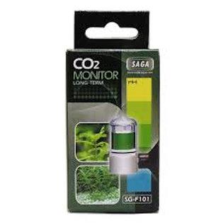 Saga CO2 Monitor
