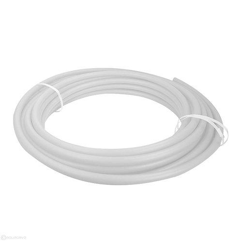 White Polyurethane Tubing 25ft
