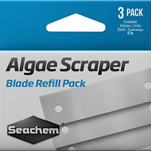 Seachem Replacement Blades Algae Scraper