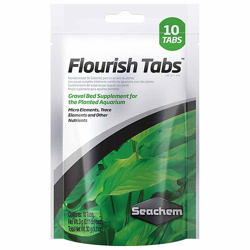 Seachem Flourish Tabs 10pc