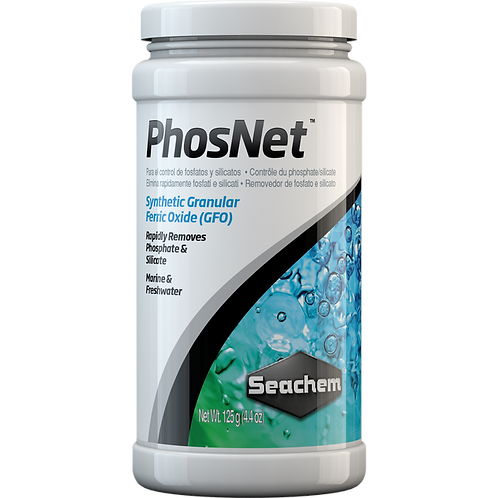 Seachem PhosNetg 125g
