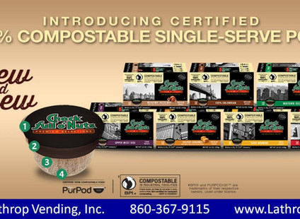 Brew and Renew - Compostable Single-Serve Pods