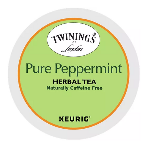 Twinings of London – Pure Peppermint Tea