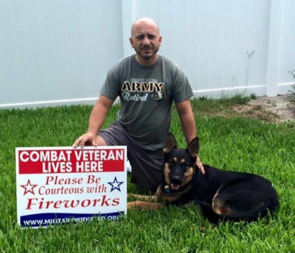 Keep Our Veterans and Pets Safe this July 4th