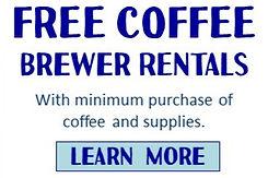 Coffee Brewer Rentals in Connecticut. Coffee Machine Vendor. Coffee Vending Services
