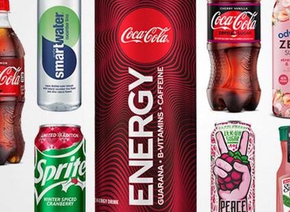 Coca-Cola Debuts Diverse Lineup of New Drinks