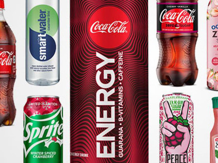 Coca-Cola Debuts Diverse Lineup of New Drinks