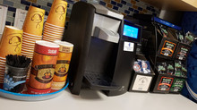 Coffee Pod Machine's and Service!