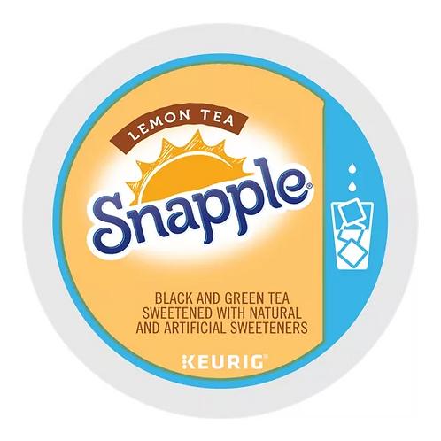 Snapple – Lemon Iced Tea
