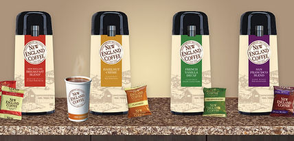 Lathrop Vending Coffee Services New England Coffee