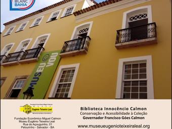 """Projeto de """"Conservação e Acessibilidade"""" do Museu Eugênio é premiado"""