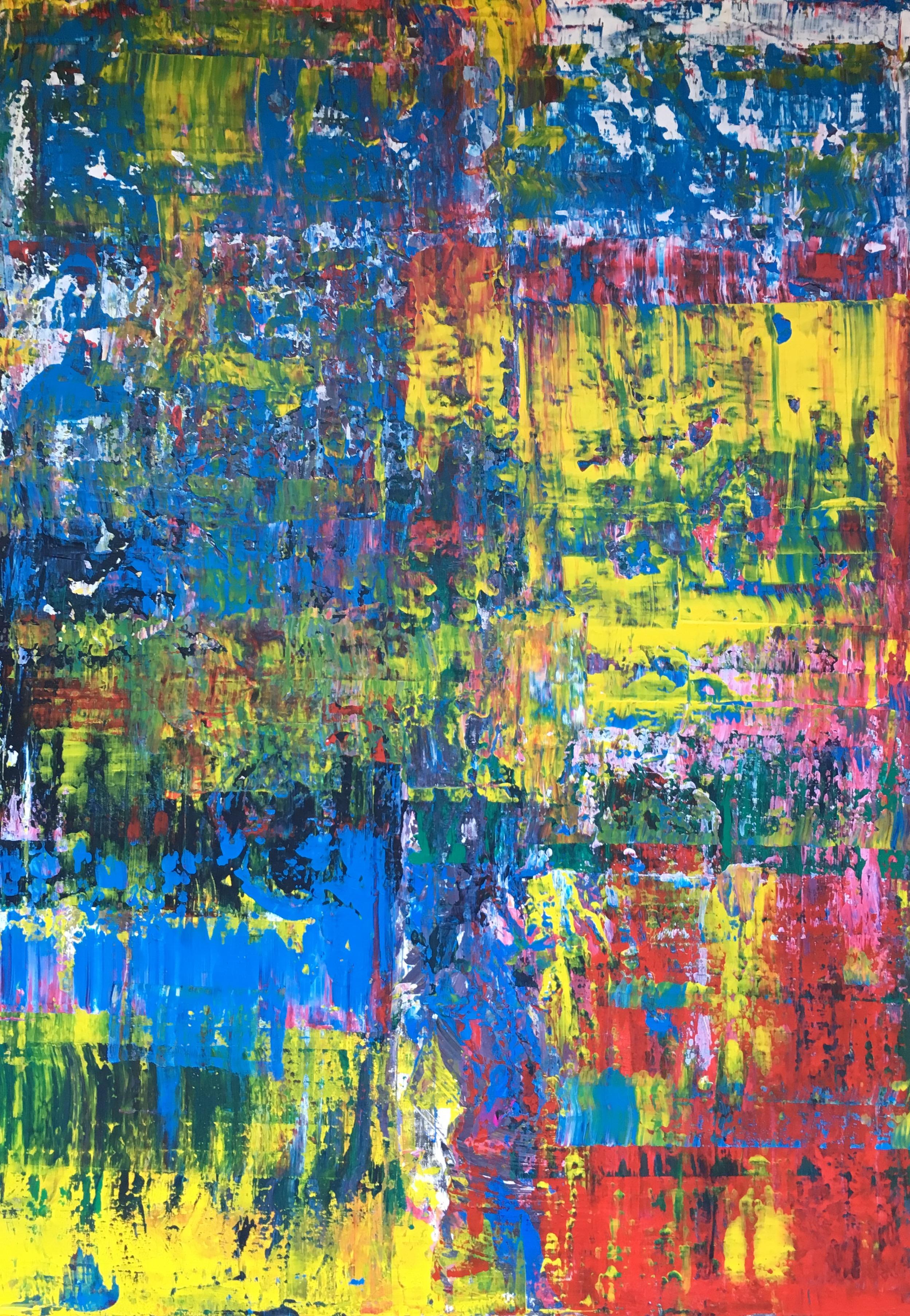 ANPFIFF | | Acryl 70 x 100