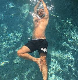 yoga dans l'eau toulouse