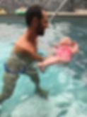 Massage bébé, bien être, toulouse