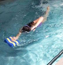 leçon natation toulouse, enfants, apprendre à nager, crawl, brasse