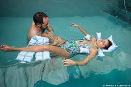Watsu femme enceinte toulouse, relaxation
