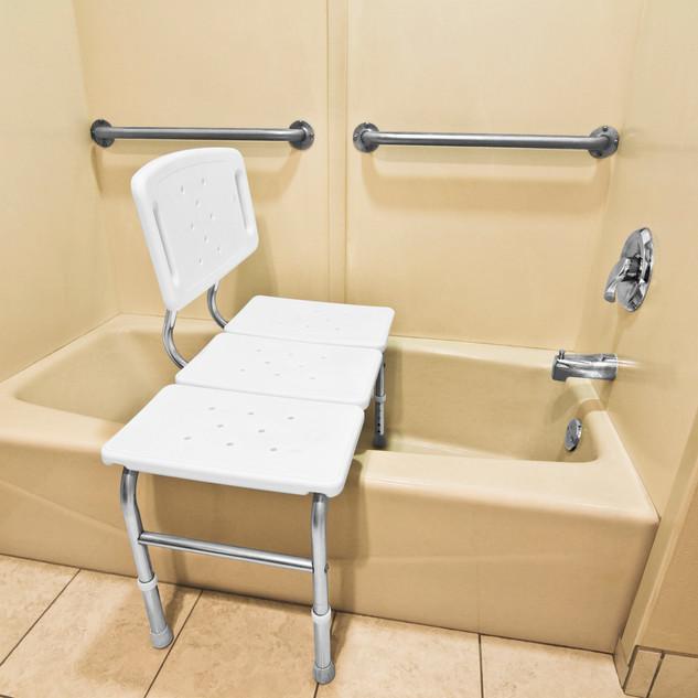 Bathroom remodel to be handicap accessible