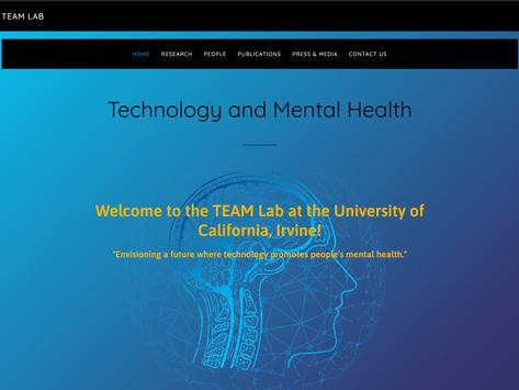 TEAM Lab UCI-Web Design