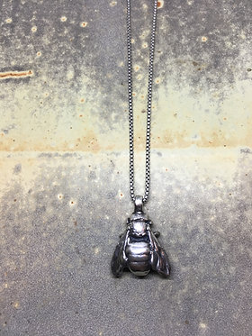 Sterling Silver Bumble Bee pendent