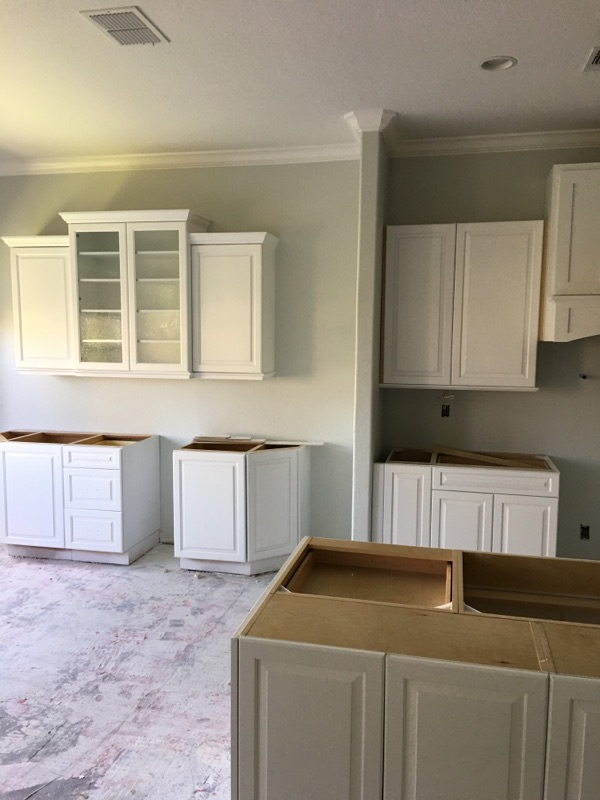 Apex Kitchen Cabinet Painting