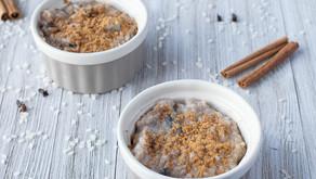 Non-Dairy Arroz Con Dulce (Rice Pudding)