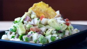 A Ceviche Made with Mushrooms