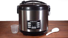 Enter the Hamilton Beach Rice and Hot Cereal Cooker Giveaway *Closed*