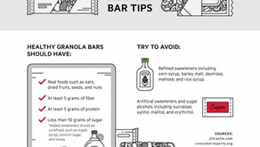 Healthy snack ideas to kick your vending machine habit