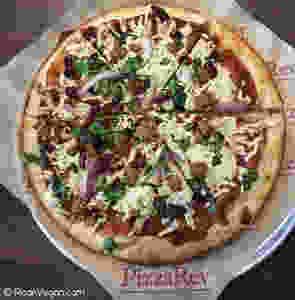 Rican Vegan Pizza Rev