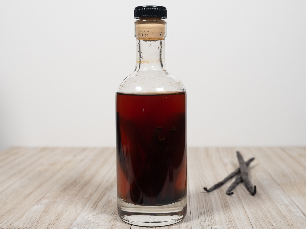 Rican Vegan Homemade Vanilla Extract Recipe