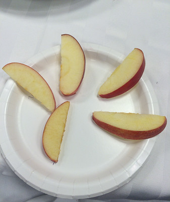 Rican Vegan Stemilt Growers Apple Slices