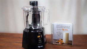 Make nut milk and nut butter at home with The Nutramilk