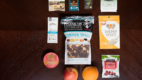 21 Plant-Based Foods That Are Great For Traveling