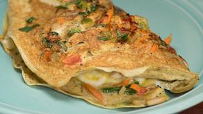 Vegan/Vegetarian Omelet