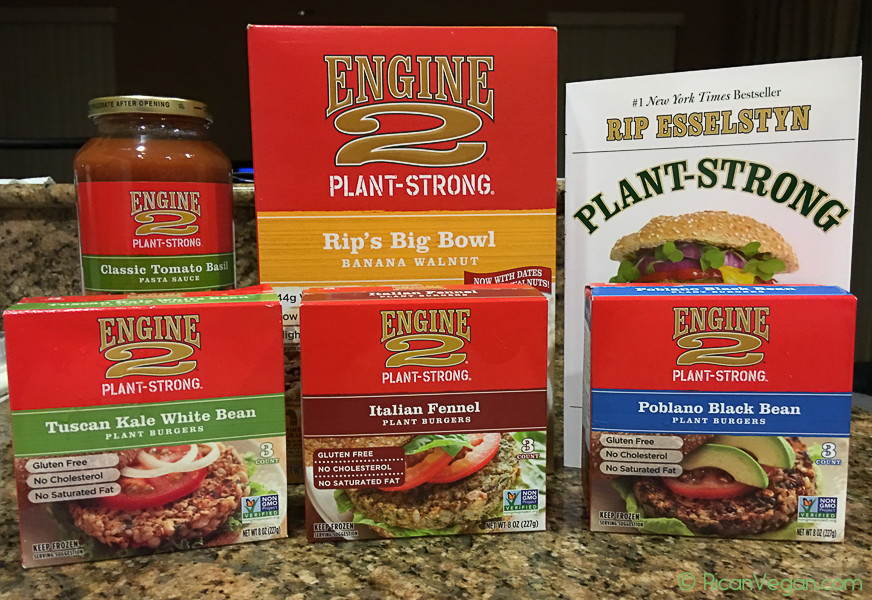 Rican Vegan Engine 2 products