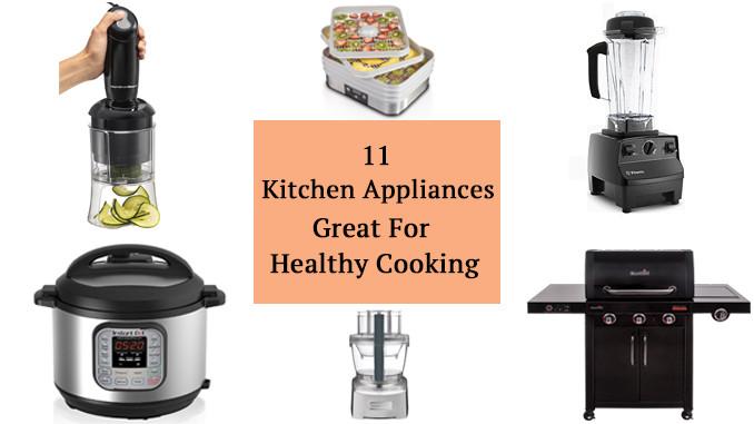 Rican Vegan 11 kitchen appliances