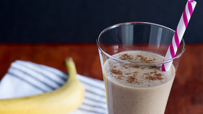 Non-Dairy Cinnamon Vanilla Milkshake