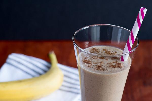 Rican Vegan Non-Dairy Cinnamon Vanilla Milkshake