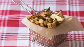 Adobo Garlic Fries