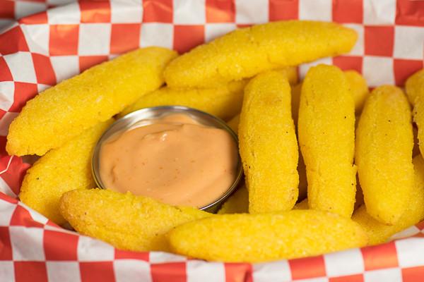 Rican Vegan Sorullos Puerto Rican Corn Fritters