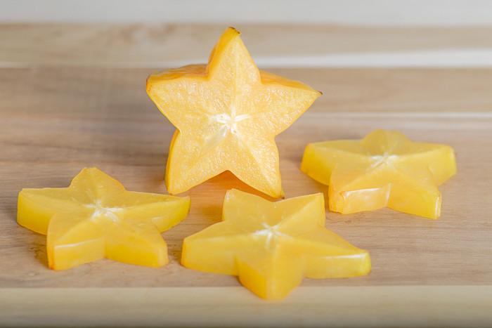 Rican Vegan Star Fruit Smoothie Recipe