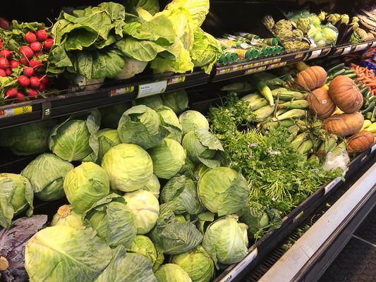 Rican Vegan Vegetables