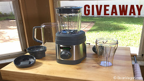 Enter For a Chance to Win a Jamba Quiet Blend Blender *Giveaway Ended*
