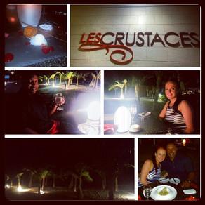 Les Crustaces @ The Ritz Aruba