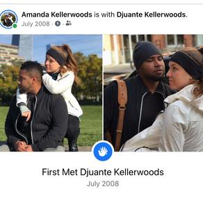 "12 year Facebook ""anniversary"""