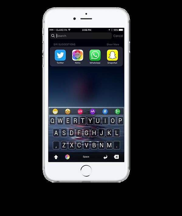 Best iOS wallpapers keyboard app