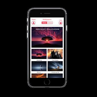best iOS wallpapers app