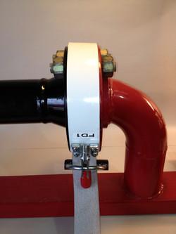 FD1 Flange Belt Spray Deflector